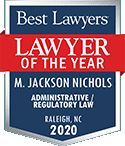 Jack Nichols Lawyer of the Year